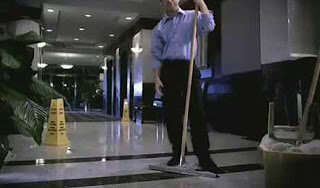 First Citizens Bank: Squeegee